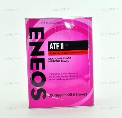 eneos atf ii трансмиссионные масла 64pitstop.ru