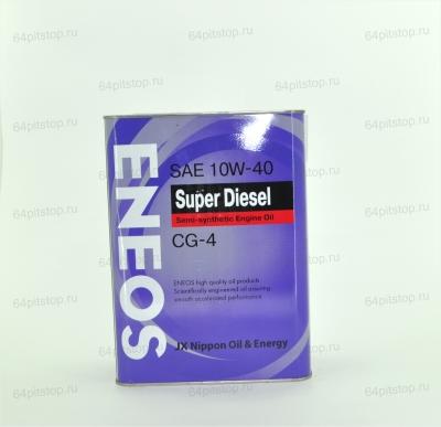 eneos gear oil sae 10w-40 super diesel 64pitstop.ru моторные масла