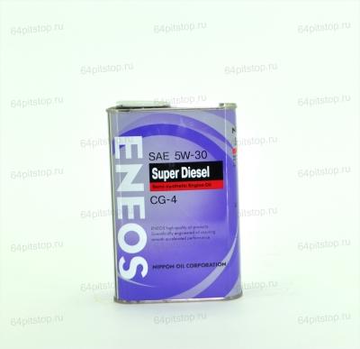 eneos gear oil sae 5w-30 super diesel 64pitstop.ru моторные масла